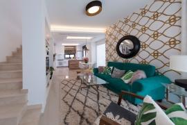 Продажа таунхаус в провинции Costa Blanca South, Испания: 3 спальни, 118 м2, № NC3340EU – фото 2
