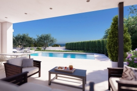 Продажа виллы в провинции Costa Blanca North, Испания: 3 спальни, 183 м2, № NC0030TU – фото 5