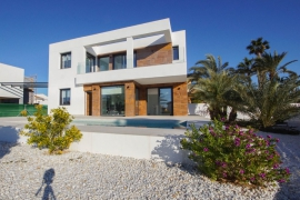 Продажа виллы в провинции Costa Blanca South, Испания: 3 спальни, 117 м2, № NC0017IN – фото 2
