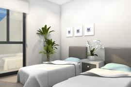 Продажа апартаментов в провинции Costa Blanca South, Испания: 3 спальни, 194 м2, № NC1406AL – фото 11