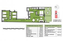 Продажа апартаментов в провинции Costa Blanca South, Испания: 3 спальни, 194 м2, № NC1406AL – фото 14