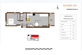 Продажа апартаментов в провинции Costa Blanca South, Испания: 1 спальня, 61.24 м2, № NC1402AL – фото 14