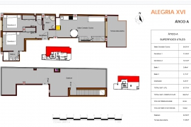 Продажа апартаментов в провинции Costa Blanca South, Испания: 2 спальни, 153.04 м2, № NC1399AL – фото 14