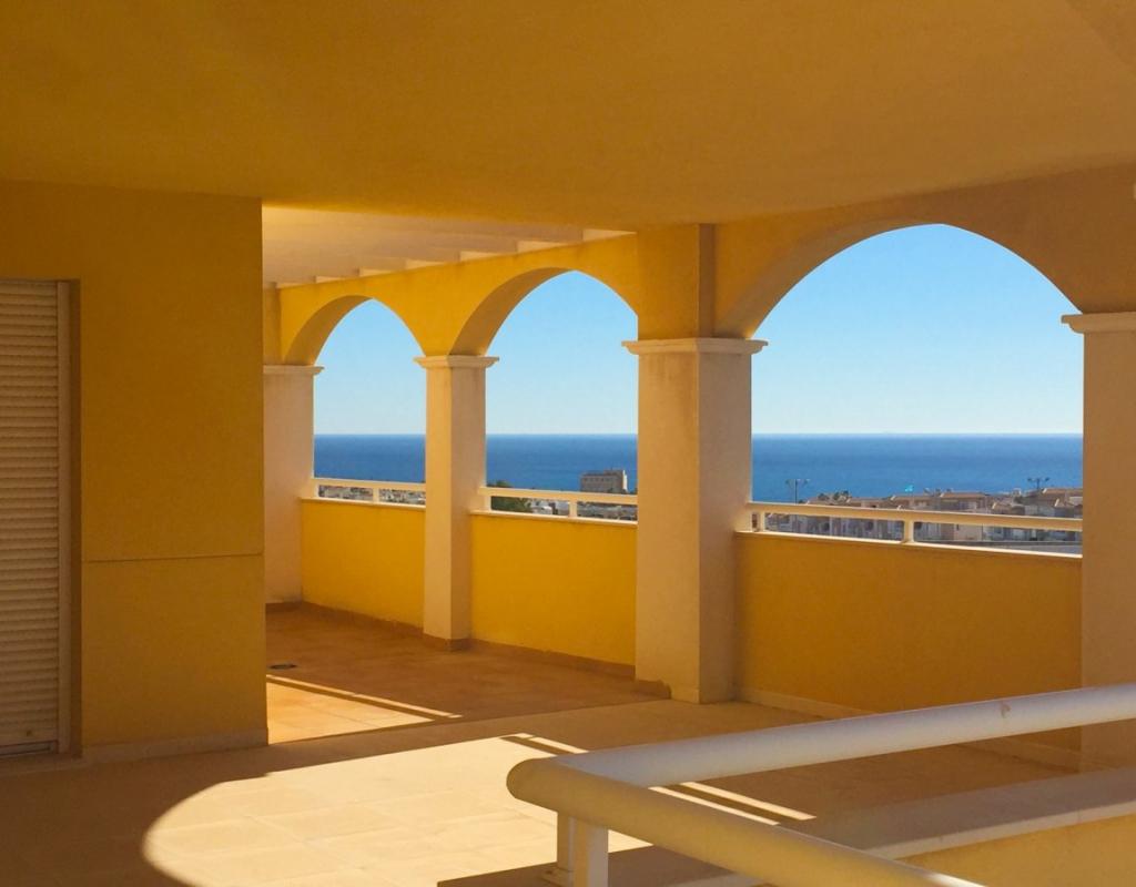 NC3762OI : Новые квартиры с частным садом, Торревьеха, Коста Бланка Юг
