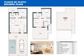 Продажа таунхаус в провинции Costa Blanca South, Испания: 3 спальни, 170 м2, № NC4565SU – фото 3