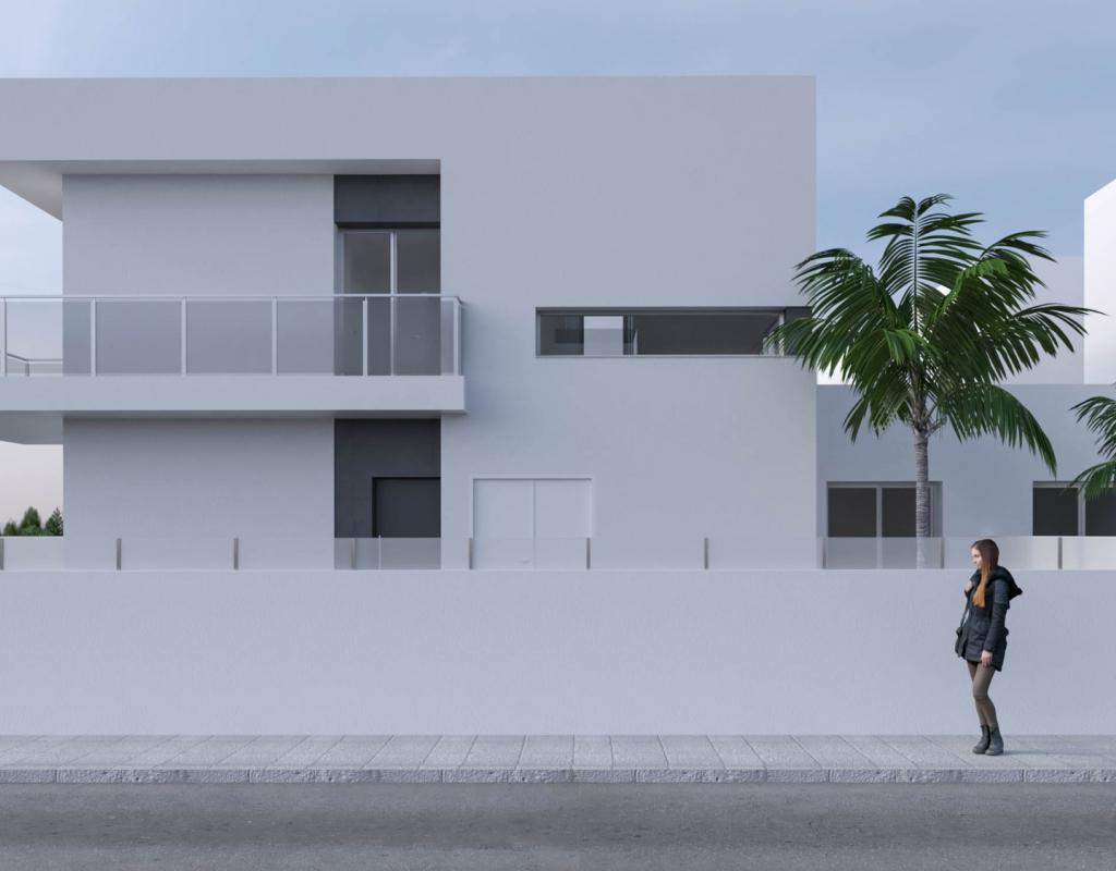 NC2052CV : Новая Вилла в тихом районе в Дайя-Вьеха, Коста Бланка Юг