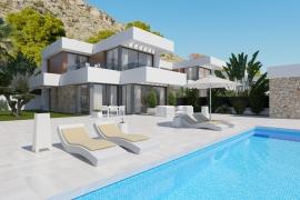 Продажа виллы в провинции Costa Blanca North, Испания: 3 спальни, 152 м2, № NC3452EH – фото 2