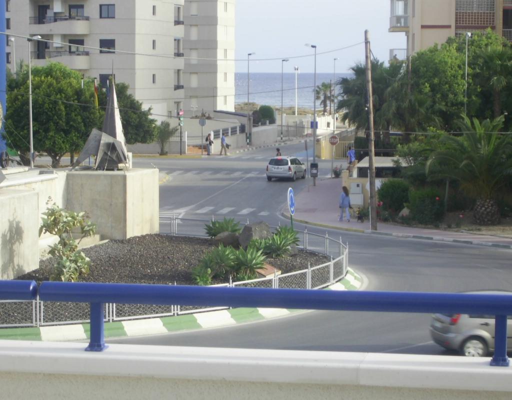 GT-0022-TD : Квартира с большой террасой и с видом на море в Кальпе