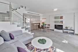 Продажа таунхаус в провинции Costa Blanca North, Испания: 3 спальни, 109 м2, № NC1616TW – фото 3