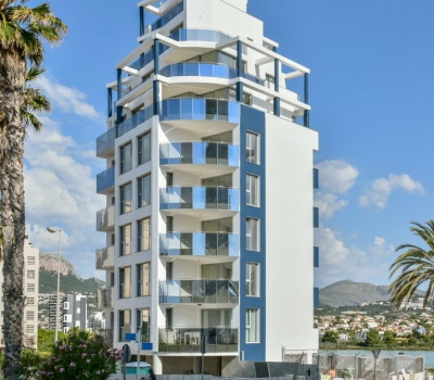 Apartment - Nouvelle Construction - Calpe - Calpe