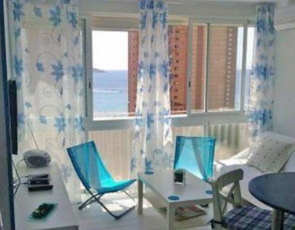 RV0035EU : Квартирас видом на море в Бенидорме, Плайя Леванте