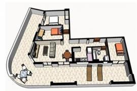 Продажа апартаментов в провинции Costa Blanca South, Испания: 3 спальни, 129 м2, № GT-0036-TN – фото 16