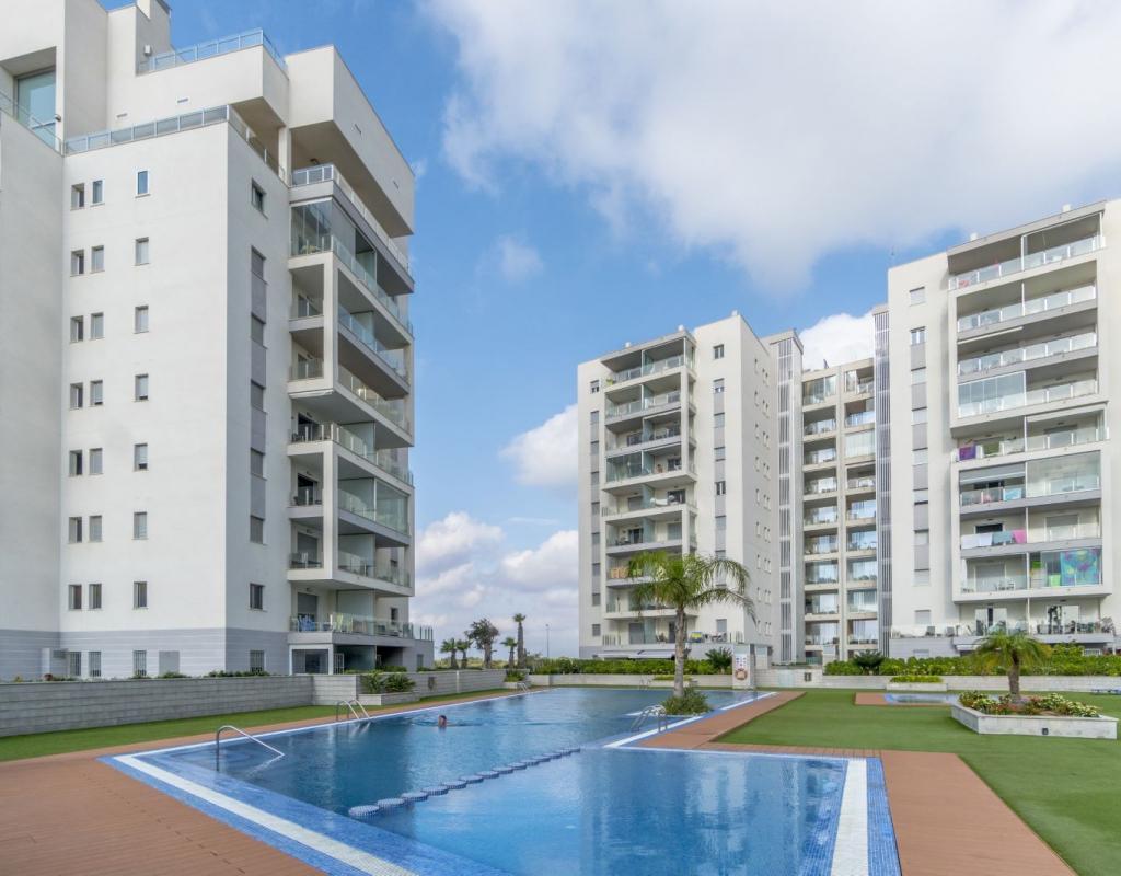 RV0060BE : Апартаменты у моря, Ла-Мата, Коста-Бланка