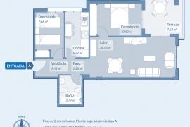 Продажа апартаментов в провинции Costa Blanca South, Испания: 2 спальни, 73 м2, № NC3472MO-D – фото 16