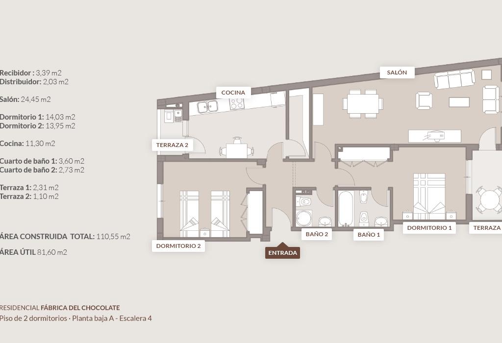 NC3476MO : Квартиры в эксклюзивном жилом комплексе в Сан Педро дель Пинатар