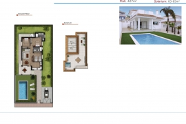Продажа виллы в провинции Costa Blanca South, Испания: 3 спальни, 114 м2, № NC0019EU – фото 11
