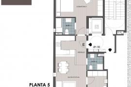 Продажа апартаментов в провинции Costa Blanca South, Испания: 3 спальни, 118 м2, № NC0045AS – фото 12