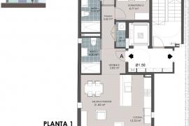Продажа апартаментов в провинции Costa Blanca South, Испания: 3 спальни, 118 м2, № NC0045AS – фото 11