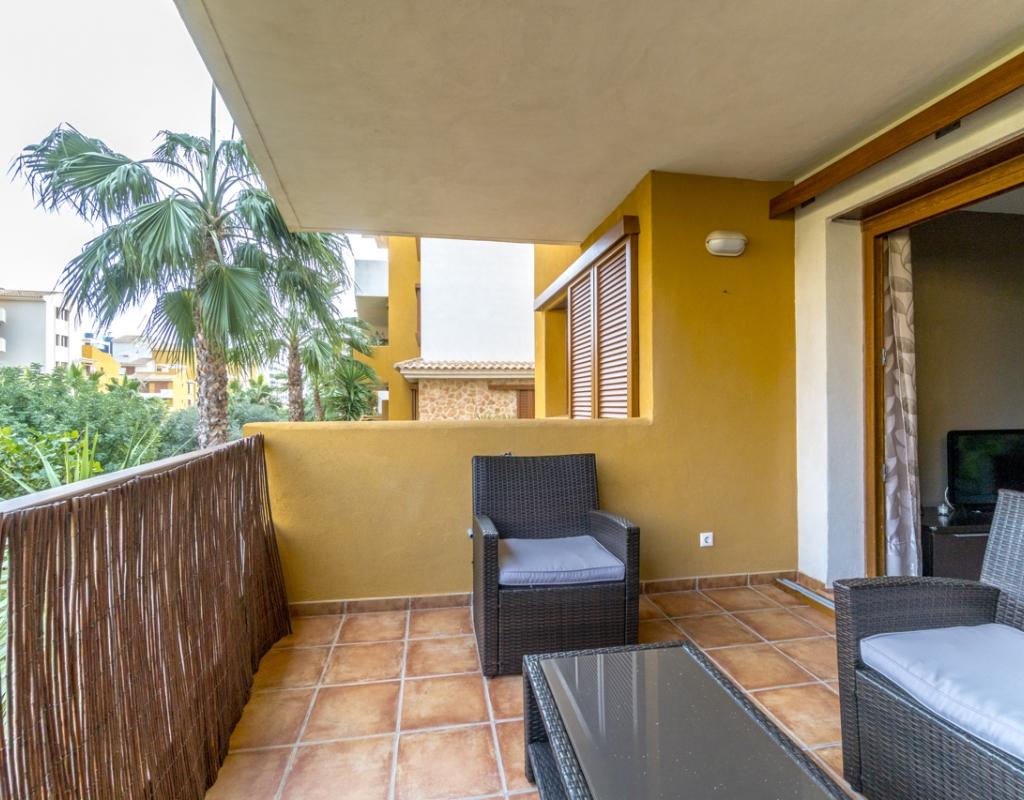 RV3078BE : Просторная квартира в 200м от моря в Ла Реколета, Пунта Прима