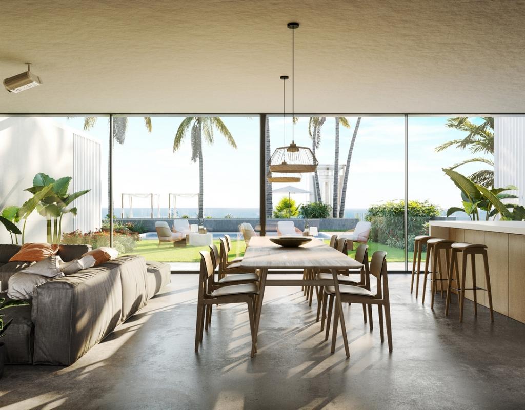 NC1880BO : Роскошные апартаменты рядом с пляжем в Вильяхойосе