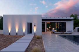 Продажа виллы в провинции Costa Blanca South, Испания: 3 спальни, 166 м2, № NC1023PS – фото 3
