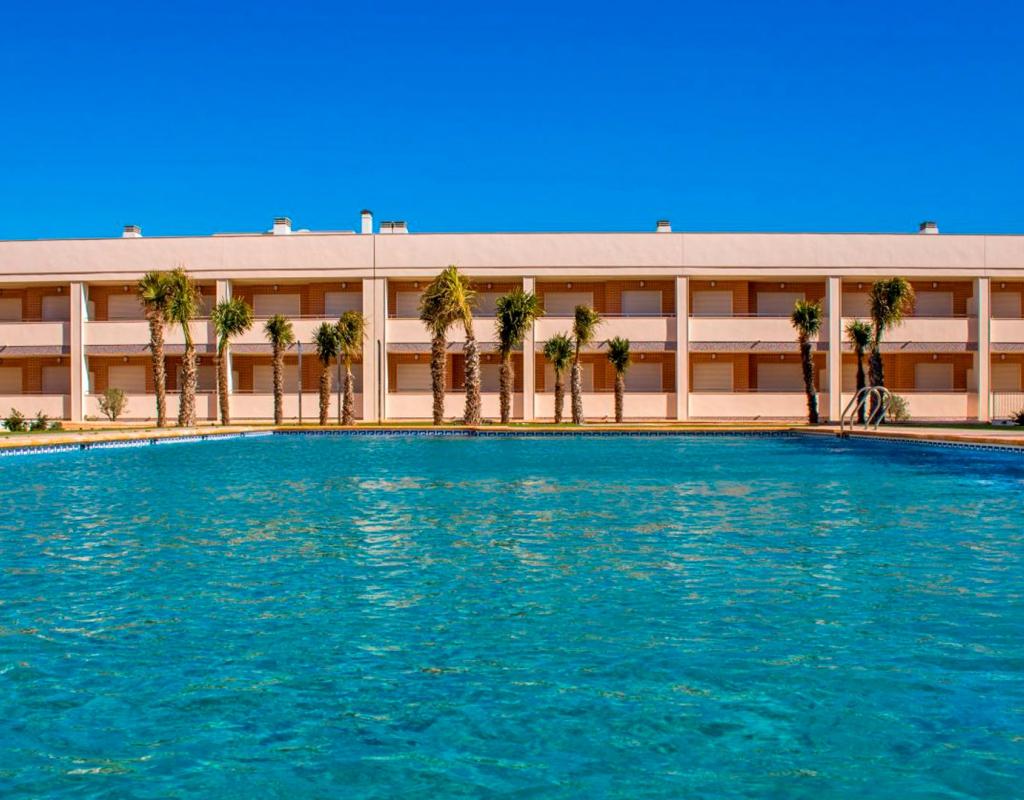 NC1780AS : Апартаменты в Ареналес-дель-Соль(Аликанте-Alicante)