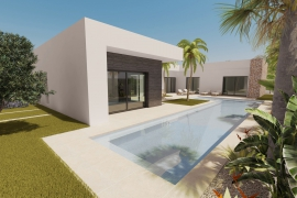 Продажа виллы в провинции Costa Calida, Испания: 3 спальни, 90 м2, № NC2130EF – фото 2