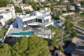 Продажа виллы в провинции Costa Blanca North, Испания: 5 спален, 560 м2, № NC1133SE – фото 2