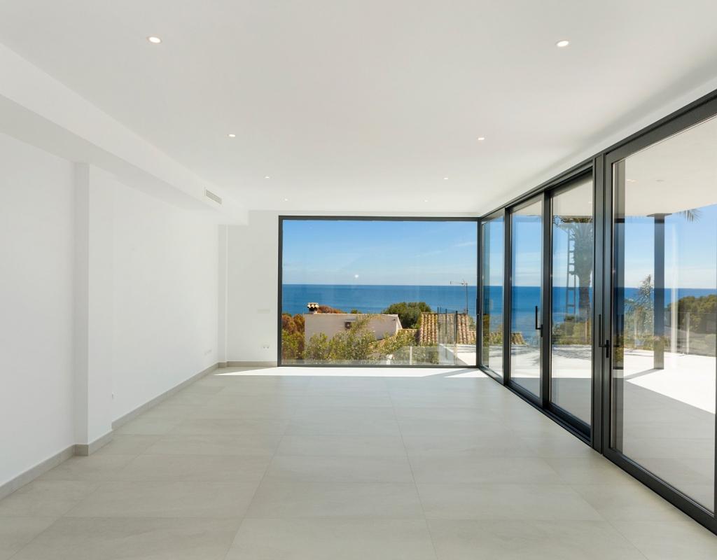 NC1133SE : Вилла с захватывающим панорамным видом на море, Кальпе