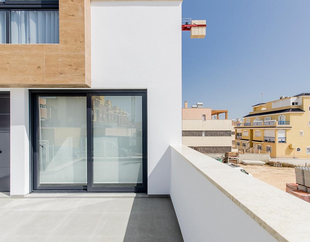 NC1500AM : Новое строительство в Гуардамар дель Сегура