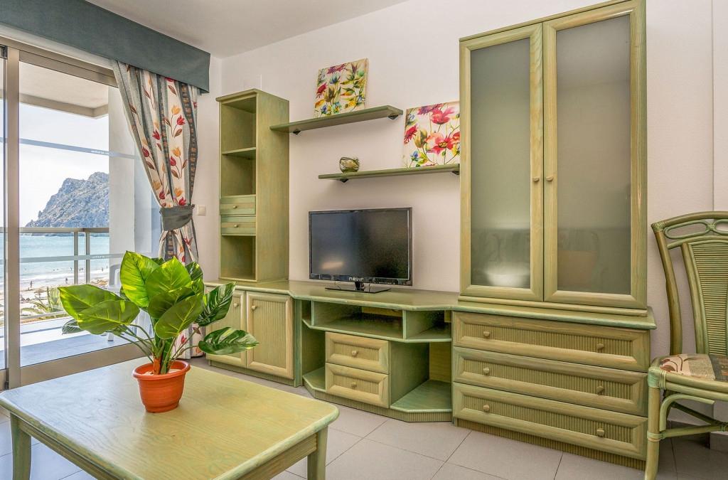 NC1149GE : Великолепная квартира на первой береговой линии, Кальпы