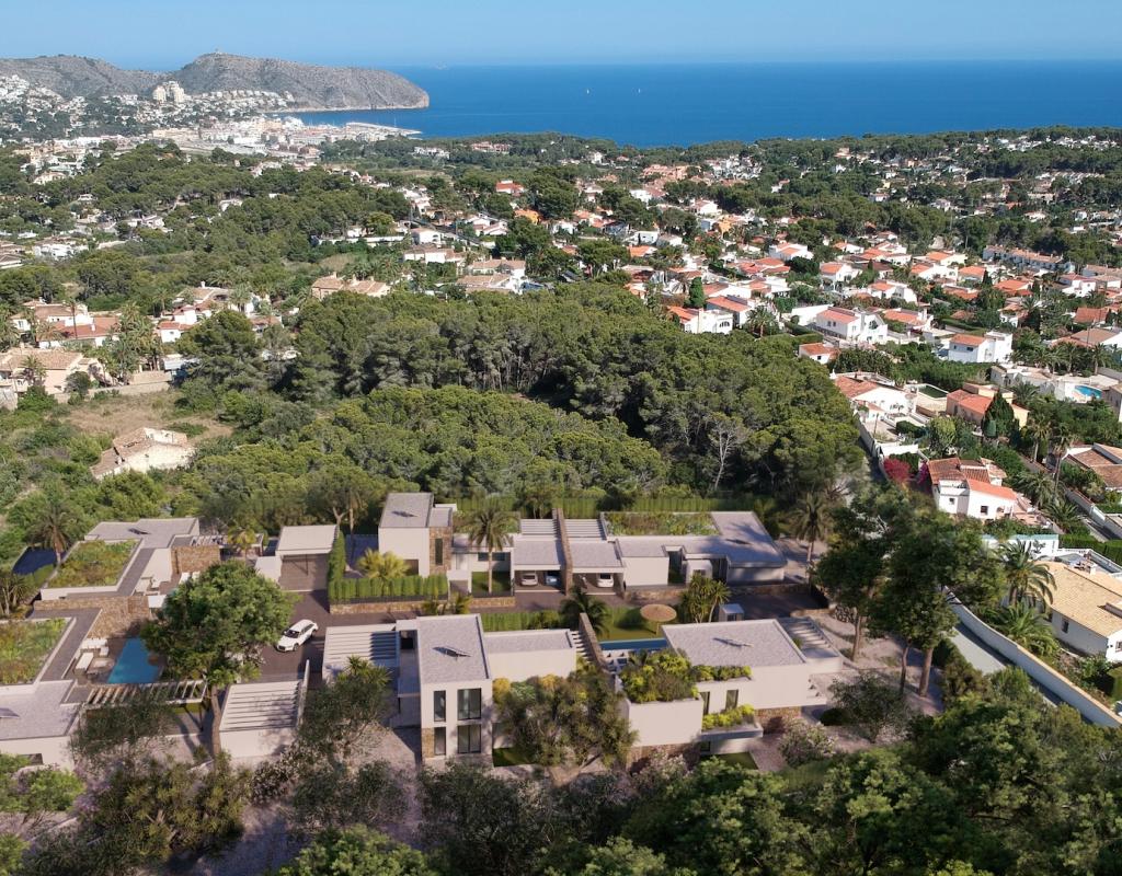 NC0071TU : Красивая вилла с видом на море, Морайра