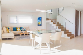 Продажа виллы в провинции Costa Blanca North, Испания: 4 спальни, 150 м2, № NC2521WP – фото 3