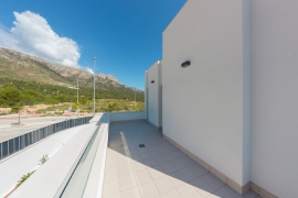 Продажа виллы в провинции Costa Blanca North, Испания: 4 спальни, 150 м2, № NC2521WP – фото 20
