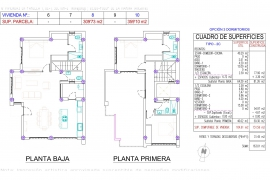 Продажа виллы в провинции Costa Blanca North, Испания: 4 спальни, 150 м2, № NC2521WP – фото 18