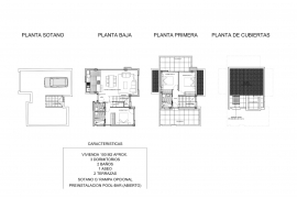 Продажа виллы в провинции Costa Blanca North, Испания: 3 спальни, 100 м2, № NC2522WP – фото 24