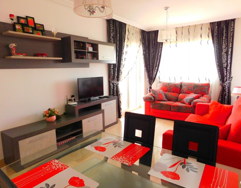 GT-0194-TN : Красивая квартира, Гуардамар дель Сегура