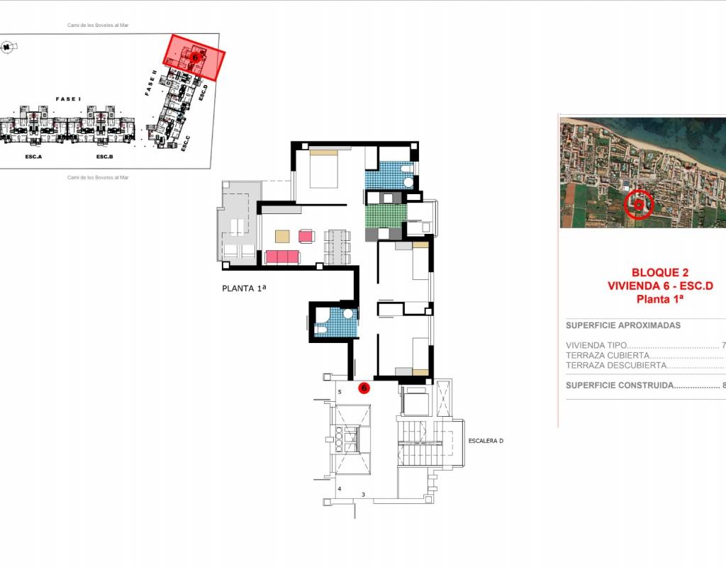 NC1451VP : Апартаменты в Дения