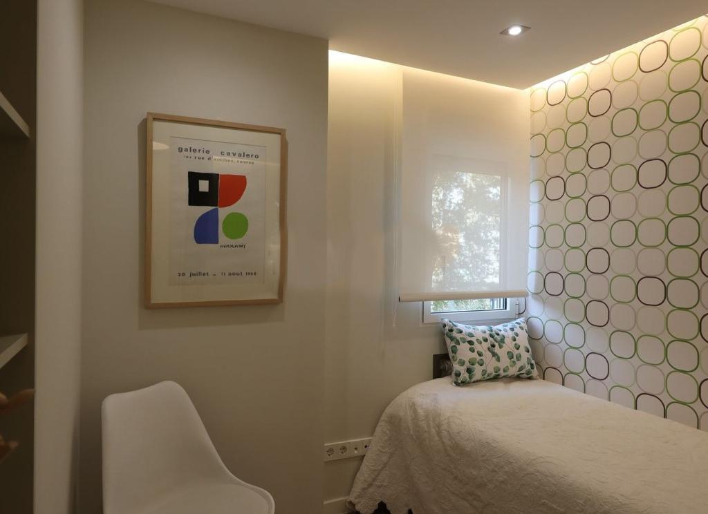 RV5006TR : Отремонтированная квартира в Чамартин, Мадрид