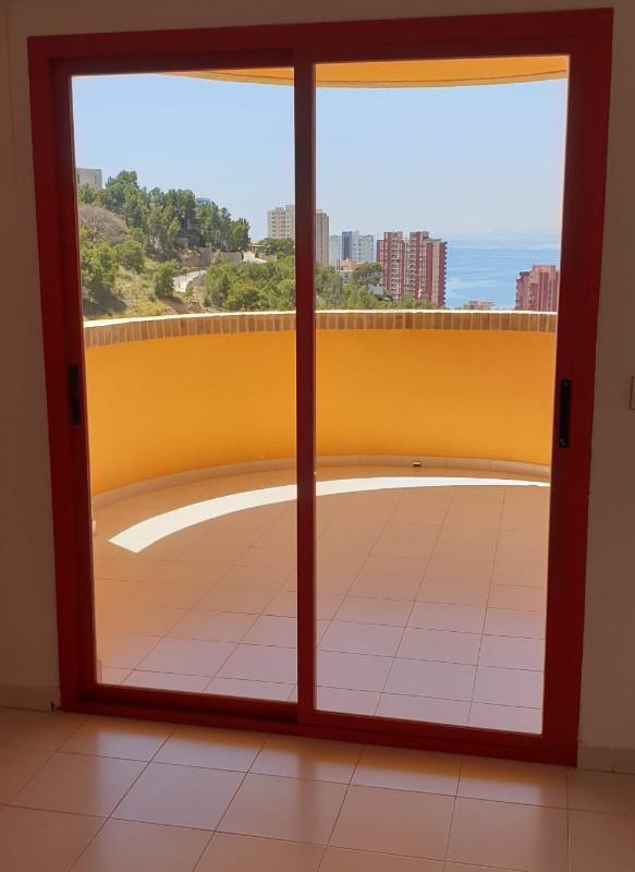 GT-0245-TN : Красивая солнечная квартира, пляж Леванте,Бенидорм