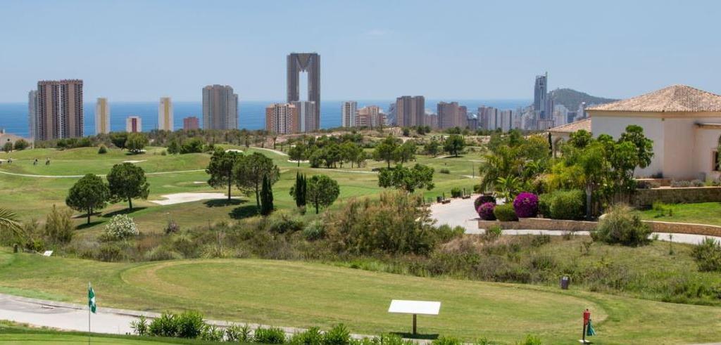 NC0088ZG : Новая вилла рядом с пляжем, гольфом, Бенидорм