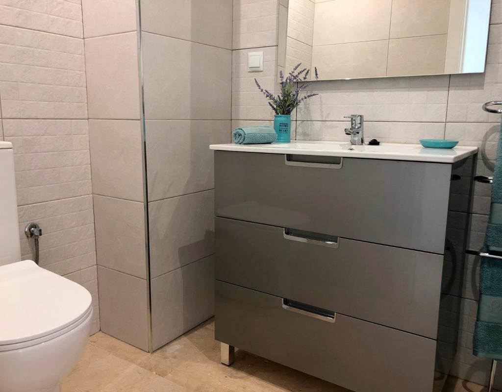 RV0093ES : Хорошая квартира в Кампоаморе