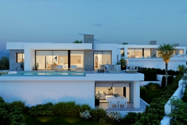 Продажа виллы в провинции Costa Blanca North, Испания: 3 спальни, 328 м2, № NC2281VA – фото 5
