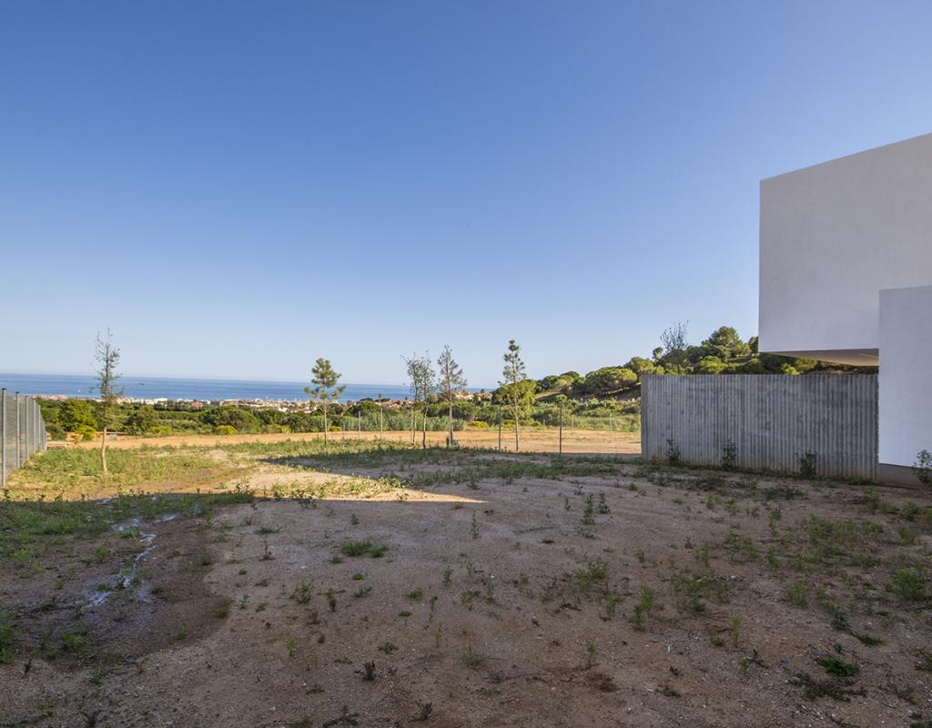 RV-B003-BE : Новострой с видом на море Вилассара де дальта, Барселона