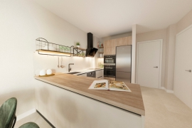 Продажа апартаментов в провинции Costa Blanca North, Испания: 2 спальни, 82 м2, № NC0312EH – фото 3