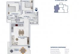 Продажа апартаментов в провинции Costa Blanca North, Испания: 2 спальни, 82 м2, № NC0312EH – фото 10