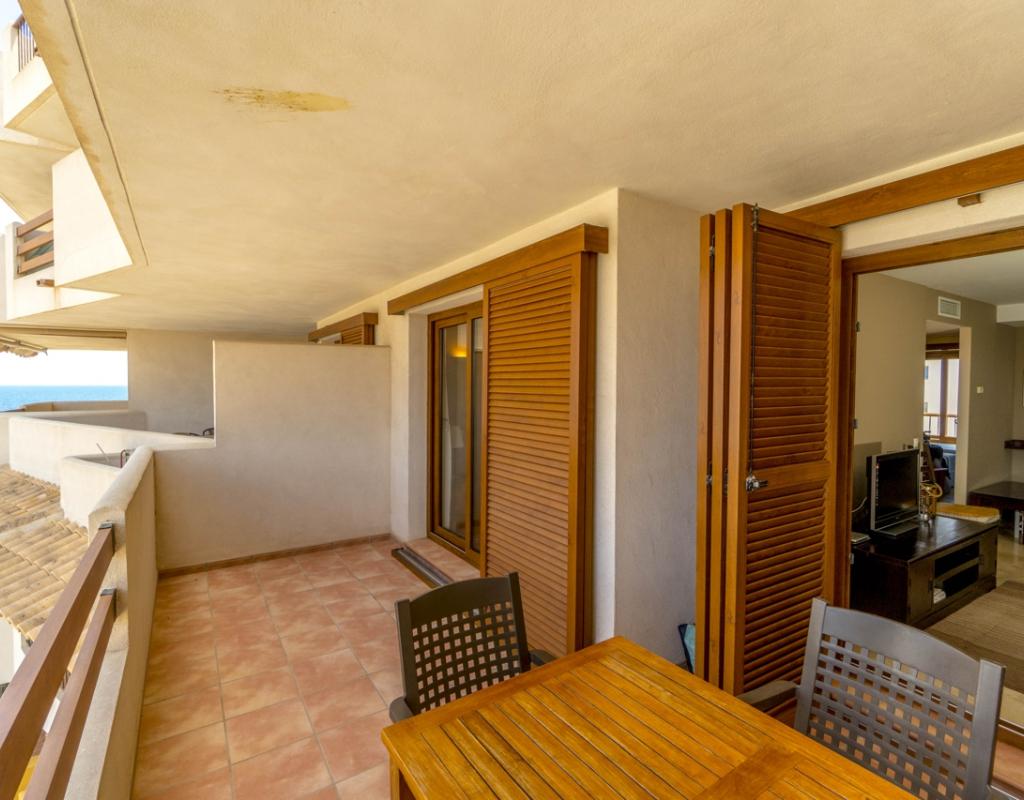 RV0162BE-D : Квартира в  Парке Реколета, Пунта Прима