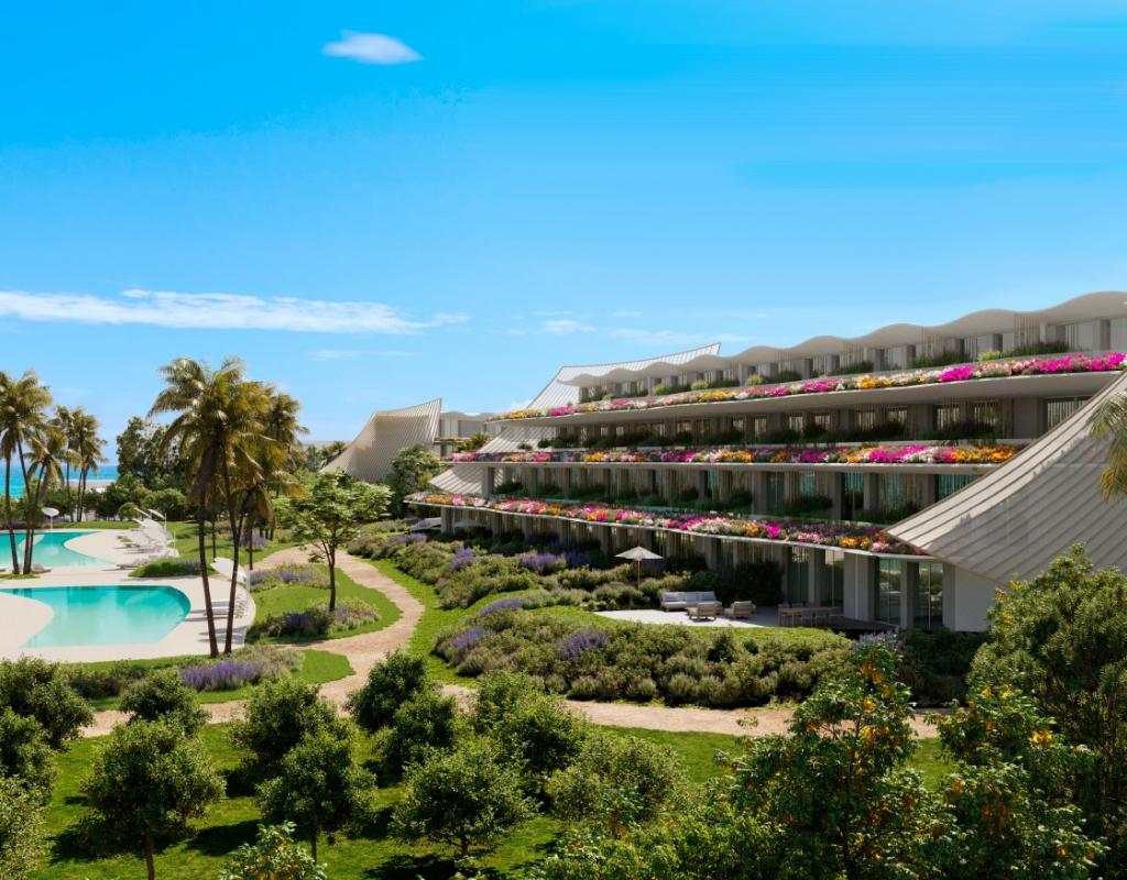 NC0314DT : Новые апартаменты рядом с пляжем, в Альбире
