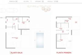 Продажа виллы в провинции Costa Blanca North, Испания: 3 спальни, 150 м2, № NC2720LH – фото 6