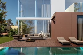 Продажа виллы в провинции Costa Blanca North, Испания: 3 спальни, 150 м2, № NC2720LH – фото 3
